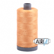 Aurifil 28 Cotton Thread - 2214 (Apricot)